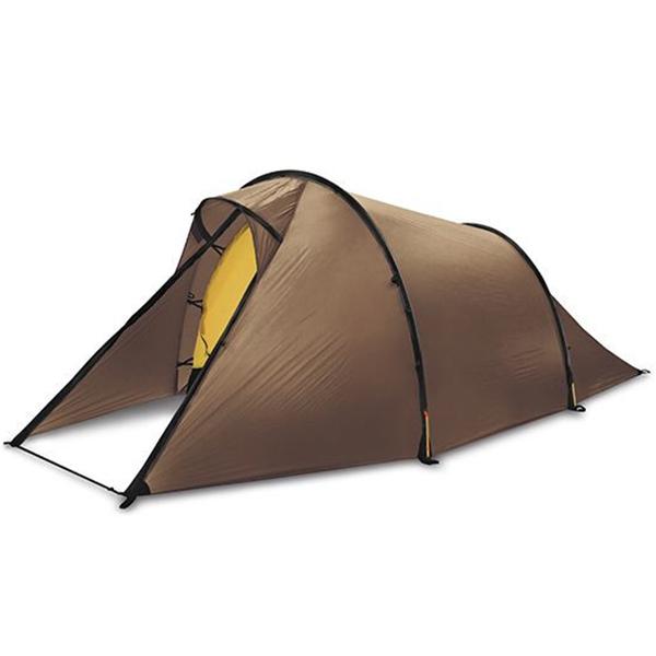 HILLEBERG(ヒルバーグ) ヒルバーグ テント Nallo Sand 12770022ベージュ 四人用(4人用) テント タープ 登山用テント 登山4 アウトドアギア