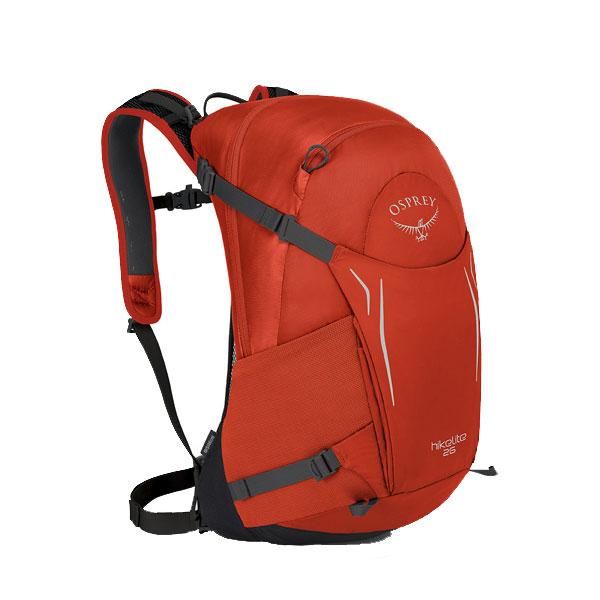 OSPREY(オスプレー) ハイクライト 26/カムカットオレンジ/ワンサイズ OS57165オレンジ リュック バックパック バッグ デイパック デイパック アウトドアギア