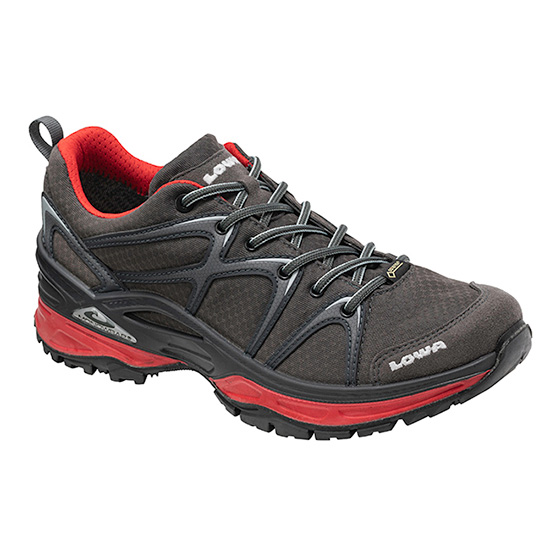 LOWA(ローバー) イノックス GT LO/GR/9 L310601-9717-9アウトドアギア ハイキング用 トレッキングシューズ トレッキング 靴 ブーツ 男性用 おうちキャンプ
