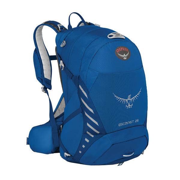 納期:2019年04月下旬OSPREY(オスプレー) エスカピスト 25/インディゴブルー/M/L OS56312男性用 ブルー リュック バックパック バッグ デイパック デイパック アウトドアギア