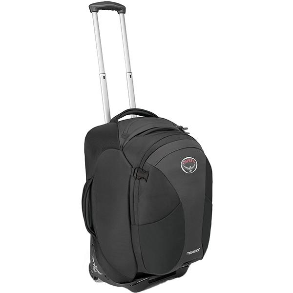 OSPREY(オスプレー) メリディアン60(22インチ)/メタルグレー OS55002グレー キャリーバッグ スーツケース トラベル・ビジネスバッグ キャスターバッグ アウトドアギア