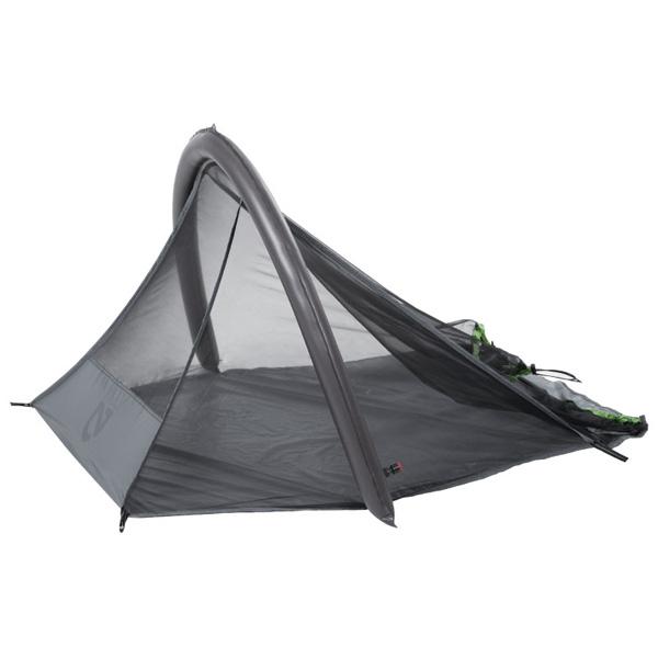 NEMO(ニーモ・イクイップメント) エスケープポッド ビビィ NM-EPBグレー 一人用(1人用) テントアクセサリー タープ テント テントオプション アウトドアギア