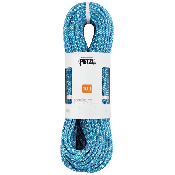 納期:2019年04月下旬PETZL(ペツル) マンボウォール 10.1mm/Blue/40 R32ABW40ブルー トレッキング 登山 アウトドア ロープ シングルロープ アウトドアギア