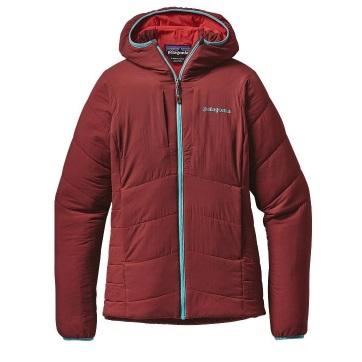 ★エントリーでポイント10倍!patagonia(パタゴニア) Ws Nano-Air Hoody/DRMF/M 84265アウター メンズウェア ウェア ジャケット 中綿入り ジャケット 中綿入り女性用 アウトドアウェア