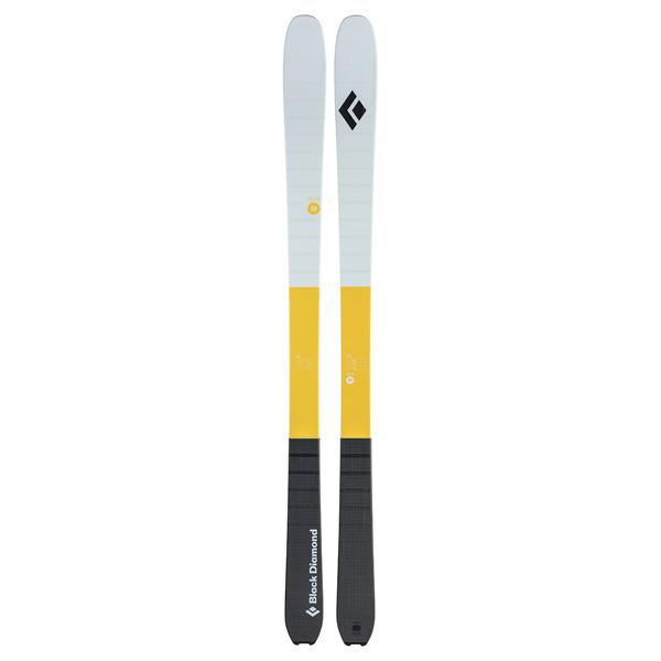 Black Diamond(ブラックダイヤモンド) ヘリオ 88/168cm BD40554マルチカラー 板 スキー ウインタースポーツ スキー用品 スキー板 アウトドアギア