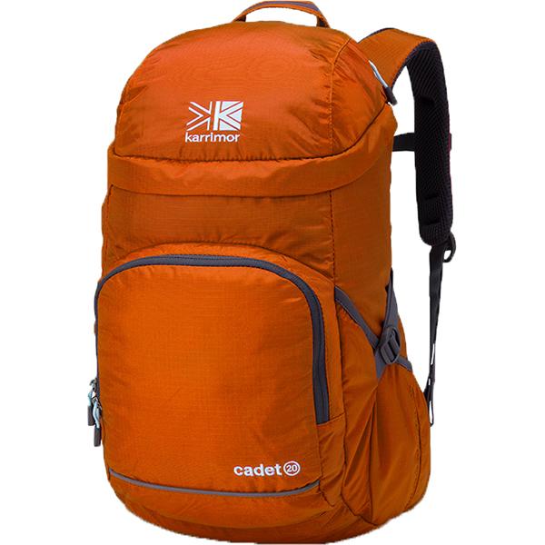 karrimor(カリマー) カデット 20/テラ 56892 568オレンジ リュック バックパック レディースバッグ デイパック 女性用デイパック アウトドアギア
