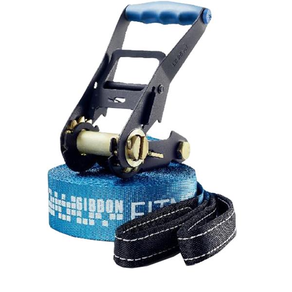 GIBBON(ギボン) FITNESS LINE A010901(4)アウトドアギア スラックライン フィットネス トレーニング スポーツ器具 ブルー