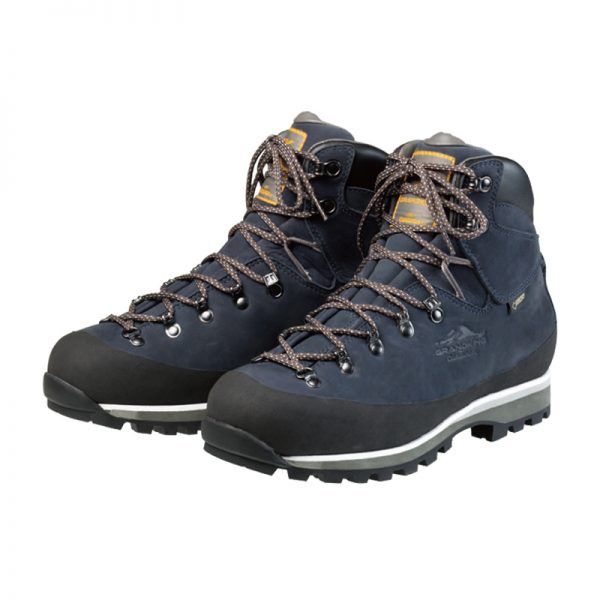 Caravan(キャラバン) GK85/670ネイビー/24.0cm 0011850アウトドアギア トレッキング用 トレッキングシューズ トレッキング 靴 ブーツ ネイビー