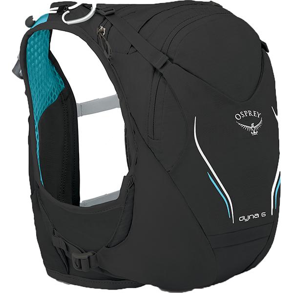OSPREY(オスプレー) ダイナ 6/ブラックオパール/S/M OS56016女性用 ブラック スポーツバッグ アクセサリー スポーツウェア トレラン用パック トレラン用パック アウトドアギア