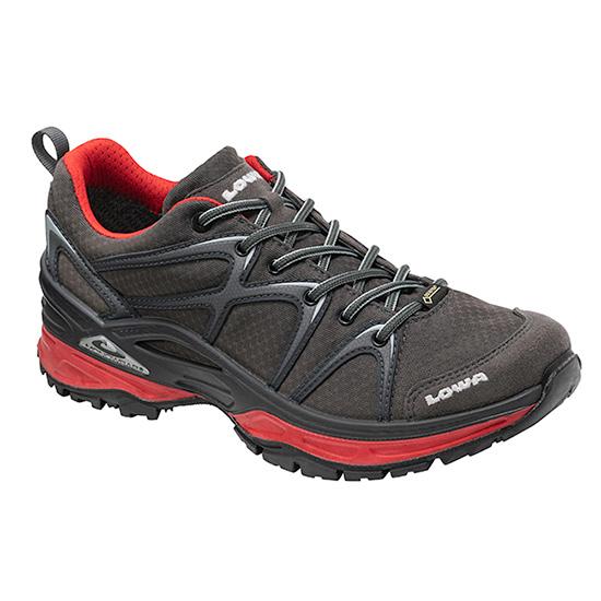LOWA(ローバー) イノックス GT LO/GR/10 L310601-9717-10アウトドアギア ハイキング用 トレッキングシューズ トレッキング 靴 ブーツ 男性用