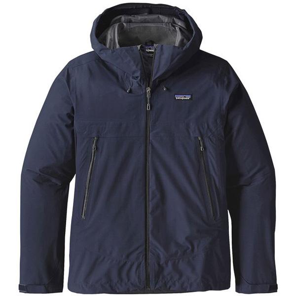 patagonia(パタゴニア) Ms Cloud Ridge Jacket/NVYB/XS 83675男性用 ネイビー レインジャケット レインウェア ウェア レインウェア(ジャケット) レインウェア男性用(男女兼用) アウトドアウェア
