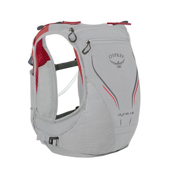 OSPREY(オスプレー) ダイナ 1.5/シルバースパーク/XS/S OS56017女性用 シルバー スポーツバッグ アクセサリー スポーツウェア トレラン用パック トレラン用パック アウトドアギア