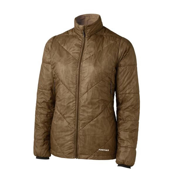 finetrack(ファイントラック) WOMENSポリゴン2ULジャケット/BS/S FIW0211ジャケット ウエア アウトドア ジャケット 中綿入り ジャケット 中綿入り女性用 アウトドアウェア