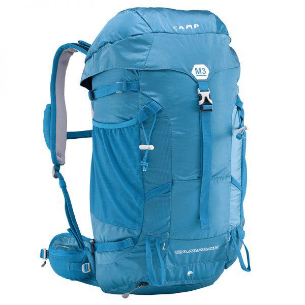 CAMP(カンプ) M3(ブルー) 5027401ブルー リュック バックパック バッグ トレッキングパック トレッキング30 アウトドアギア