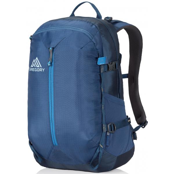 GREGORY(グレゴリー) パトス28/ハーバーブルー 74467ブルー リュック バックパック バッグ トレッキングパック トレッキング20 アウトドアギア