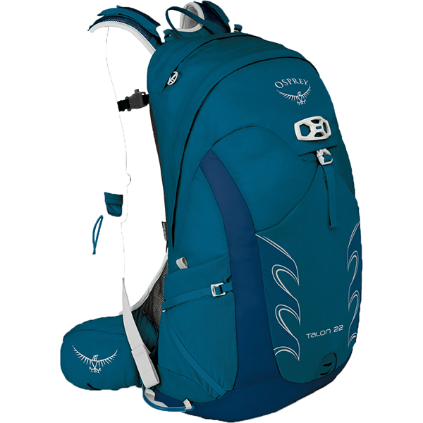 OSPREY(オスプレー) タロン 22/ウルトラマリーンブルー/S/M OS50253ブルー リュック バックパック バッグ トレッキングパック トレッキング20 アウトドアギア