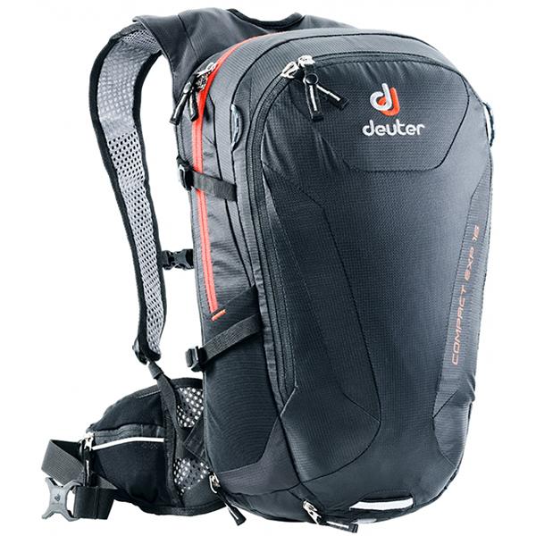 deuter(ドイター) コンパクト EXP 16 ブラック D3200315-7000アウトドアギア 自転車用バッグ バッグ バックパック リュック ブラック