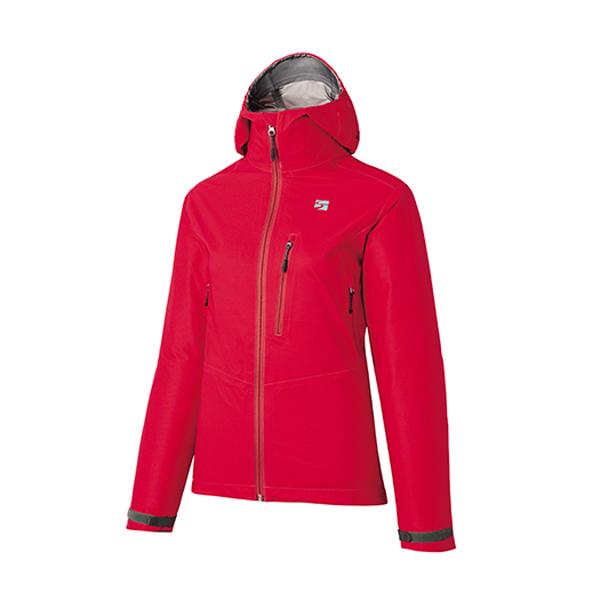 finetrack(ファイントラック) WOMENSエバーブレスフォトンジャケット/PR/M FAW0321アウトドアウェア ジャケット女性用 ジャケット レディースウェア アウター レッド おうちキャンプ