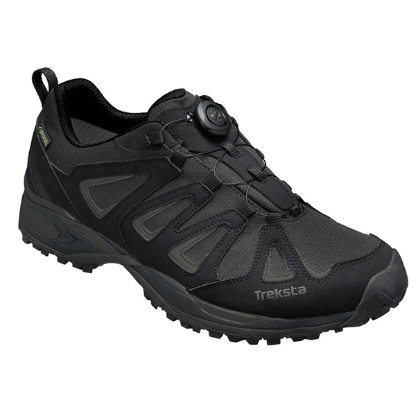 TrekSta(トレクスタ) ネバドBoa GTX/BK/23.5 EBK206ブラック ブーツ 靴 トレッキング トレッキングシューズ トレッキング用 アウトドアギア