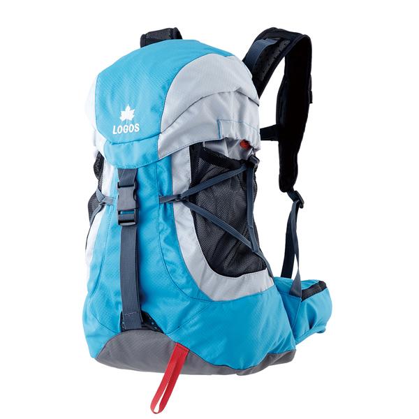 OUTDOOR LOGOS(ロゴス) サーマウント30(ブルー) 88250103ブルー リュック バックパック バッグ トレッキングパック トレッキング30 アウトドアギア