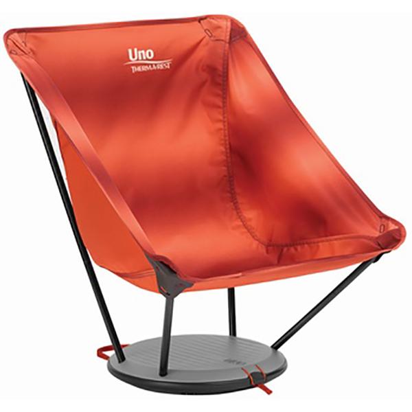 thermarest(サーマレスト) ウノチェア/エンバー 30511オレンジ イス レジャーシート テーブル チェア コンパクトチェア アウトドアギア