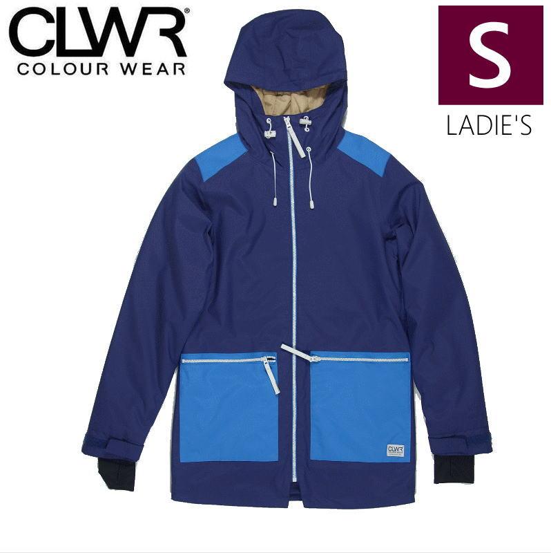 67%off 半額以下【ラス1】○レディース[Sサイズ] CLWR ISY JKT カラー:Patriot Blue カラーウェア スキー スノーボードウェア ウーマンズジャケット JACKET 型落ち 旧モデル 日本正規品 COLOUR WEAR