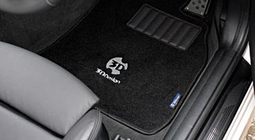 BMW パーツカーインテリアマット 3D 往復送料無料 Design 1シリーズ フロアマット右ハンドル用 3Dデザイン 訳あり F20