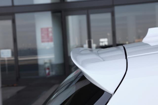 3D Design (3Dデザイン) BMW 1シリーズ F20 ルーフスポイラー