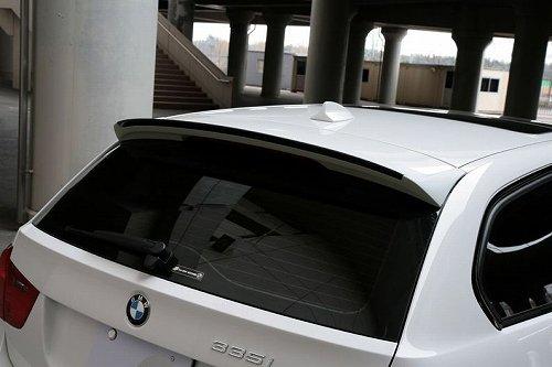 3 D Design (3 D디자인) BMW 3 시리즈 E91 루프 스포일러