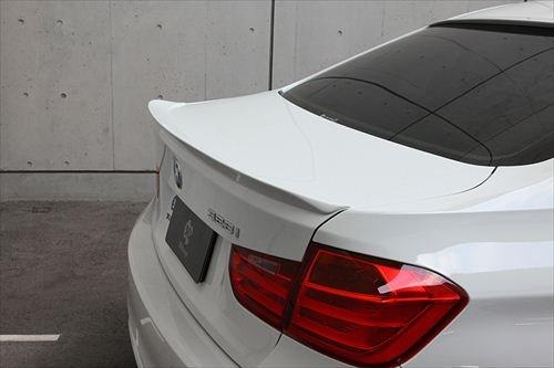 3D Design (3Dデザイン) BMW 3シリーズ F30 全車 トランクスポイラー