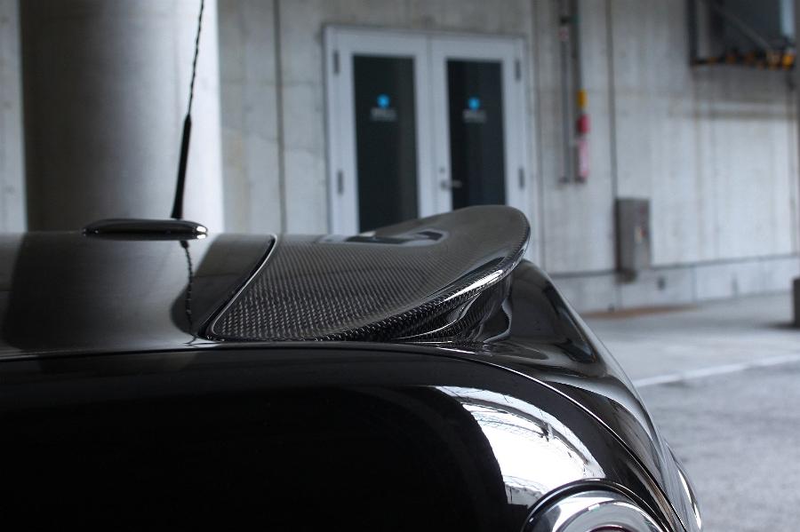 3D DesignMINI R59 ロードスターリアスポイラー