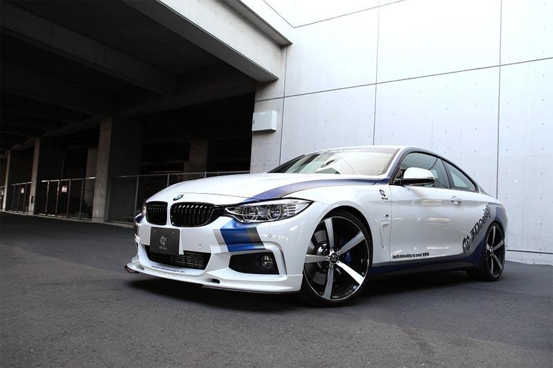 BMW パーツ 3D Design 交換無料 完売 3Dデザイン 4シリーズ F32 M-Sportフロントリップスポイラー