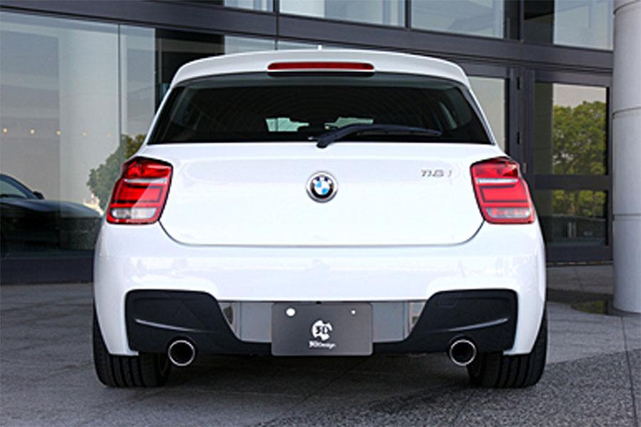 3D Design (3Dデザイン)BMW 1シリーズ F20 (116i) マフラーセット