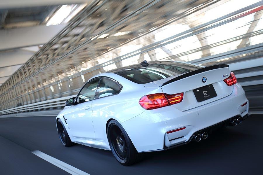 3D Design (3Dデザイン)BMW 4シリーズ F82 M4 トランクスポイラー