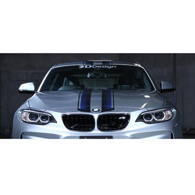 3D Design BMW レーシングストライプ 1600mm