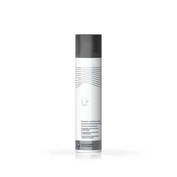 ファクトリーアウトレット 布製品 商舗 クリーナーBMWのインテリアの美しさを維持するための製品 BMW 300ml 布用スプレー アルカンタラ