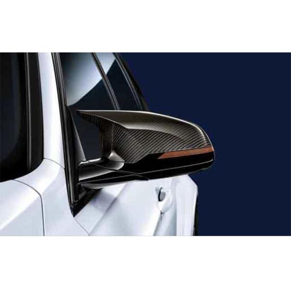 BMW パーツBMW M Performance Mパフォーマンス X5 ☆正規品新品未使用品 X6 ミラー F85BMW 正規激安 F86カーボン カバーセット
