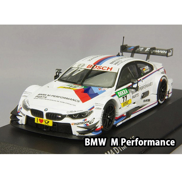 BMW M4 DTM 20151/43サイズ ミニカー ミニチュアカー