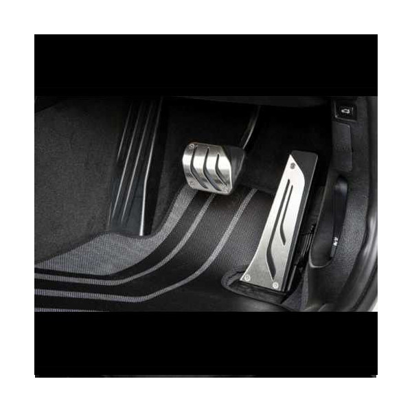 BMW ステンレス・スチール・ペダルセット AT車用