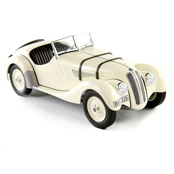 BMW Heritage Collection.BMW 328(1937)1/18サイズ ミニカー ミニチュアカー