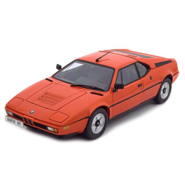 BMW Heritage Collection.BMW M1(1978)1/18サイズ ミニカー ミニチュアカー