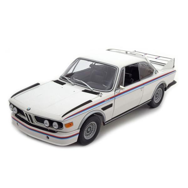 BMW Heritage Collection.BMW 3.0 CSL(1971)1/18サイズ ミニカー ミニチュアカー