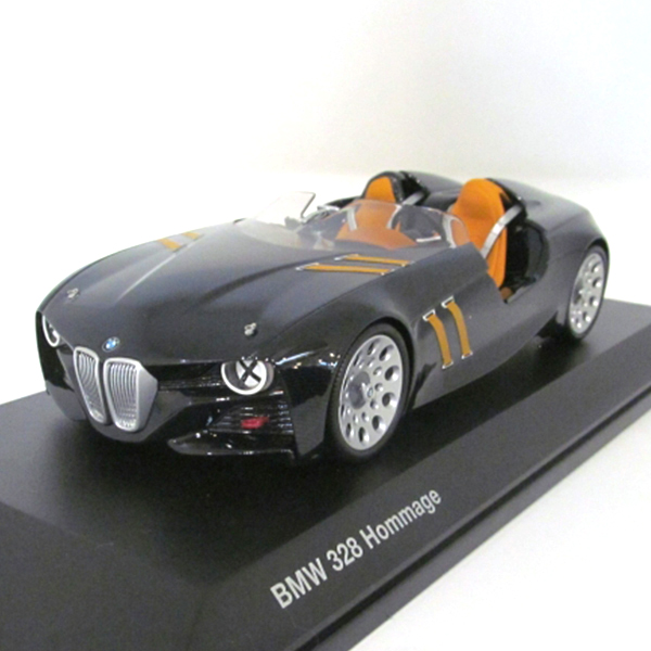 BMW 328 Hommage(BMW 328 オマージュ)1/18サイズ ミニカー ミニチュアカー