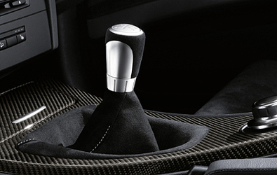 BMW 3シリーズ E90系シフトノブ・ブーツ MT車(右ハンドル車)
