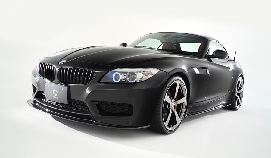 3D Design (3Dデザイン)BMW Z4 E89 M-Sport フロントリップスポイラー