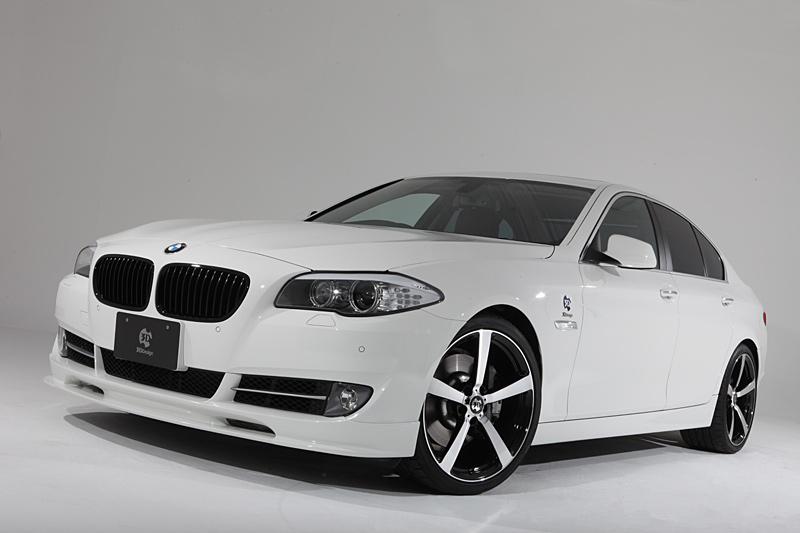 3D Design (3Dデザイン)BMW 5シリーズ F10/F11フロントリップスポイラー