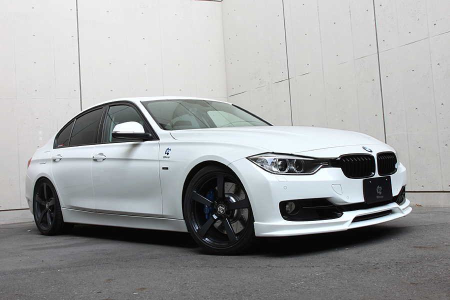 3D Design (3Dデザイン)BMW 3シリーズ F30/F31  SPORTフロントリップスポイラー