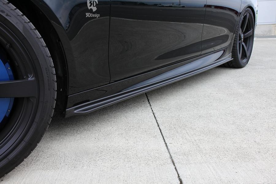 3D Design(3Dデザイン)BMW 5シリーズ F10 M5 サイドスカート