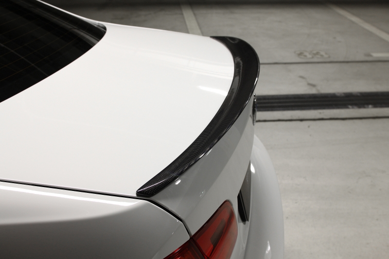 3D Design (3Dデザイン)BMW 3シリーズ E92/E92 M3 トランクスポイラー