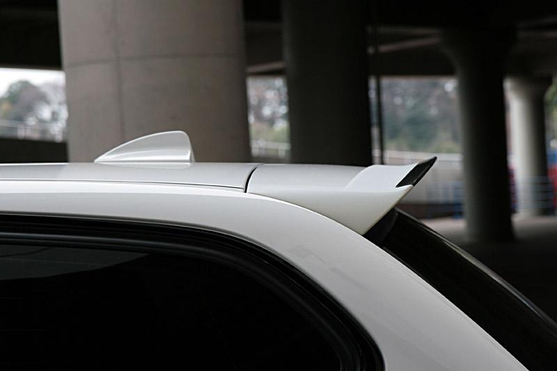 3D 设计 (三维设计) 宝马 3 系列 E91 车顶扰流器